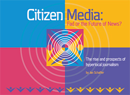 Citizen Media Cover