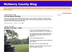 McHenry County Blog